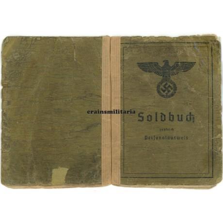 10.ID Soldbuch, frostbite