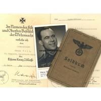 263.ID Feldwebel Soldbuch and citations