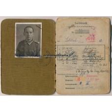 Kriegsberichter Soldbuch grouping