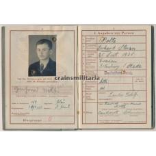 ***SOLD*** Italy 1944 KIA Grenadier Wehrpass