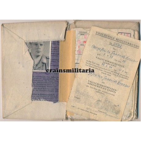 FJR4 Italy Soldbuch grouping