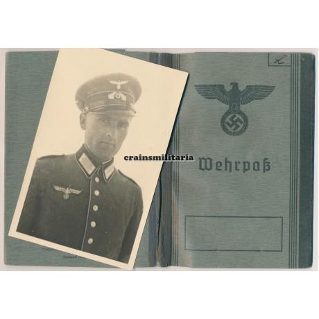 France 1940 KIA Wehrpass