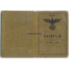 KZ Mauthausen Soldbuch, SS Der Führer