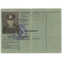 Technische Nothilfe (TeNo) Ausweis