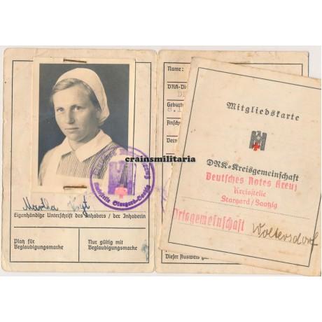 DRK Personalausweis & Mitgliedskarte