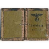 Stalingrad Soldbuch 24.Pz.Div., France 1940 WIA