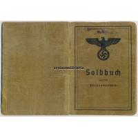 Soldbuch Stalag VIB Versen, KIA Rhine 1945