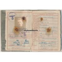 SS Wehrpas GvB, Normandy WIA, Halbe pocket