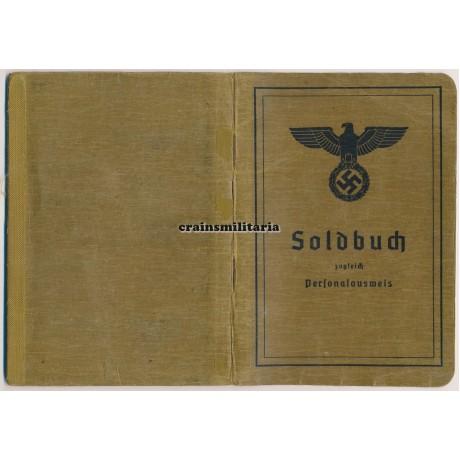 47.VGD POW Soldbuch Aachen 1944, StG.44