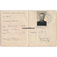 NSB Weerafdeling Dutch collaboration ID