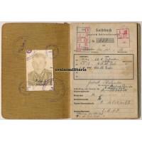 Marineflak Soldbuch, KIA 1945