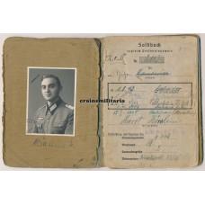 Officer Soldbuch 159.ID