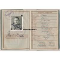 Sanitäter Wehrpass 362.ID Italy
