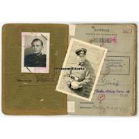 71.ID Soldbuch Italy 1944, Monte Cassino
