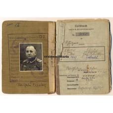 Feldgendarmerie Soldbuch France, Stalag XI-B Fallingbostel
