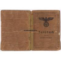 Soldbuch 163.ID WIA Finland 1943