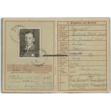 Driver Wehrpass, Kommandatur Charkow
