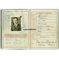 Grenz-Infanterie France 1940 KIA Wehrpass