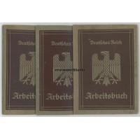 Arbeitsbuch - first pattern