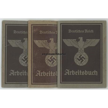 Arbeitsbuch - second pattern