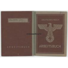 Arbeitsbuch - rare third pattern