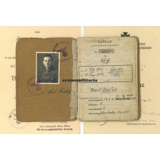 Ardennes WIA Soldbuch grouping 79.VGD