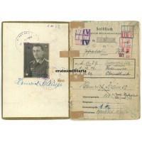 Soldbuch 359.ID Poland 1945