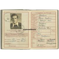 171.ID KIA Wehrpass - Gomel 1944