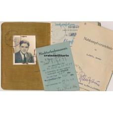 26.VGD Ardennes Soldbuch, Nahkampf days