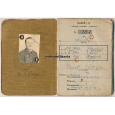 Soldbuch to deaf soldier