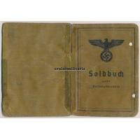 Russia 1941 KIA Soldbuch 197.ID