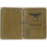93.ID Soldbuch - 4 awards