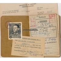 Marineflak Soldbuch - Italy 1944/45