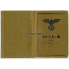 Mint Oflag Xb Nienburg Soldbuch