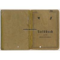 DAK POW Soldbuch 22.LL.ID