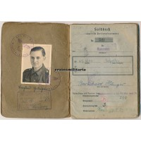 Normandy Soldbuch H.Art.Brig.704