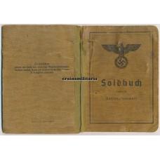255.ID WIA Panzerjäger Soldbuch