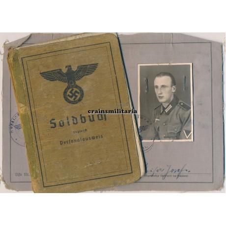 KIA Soldbuch 9.Pz.Div., Holland 1940