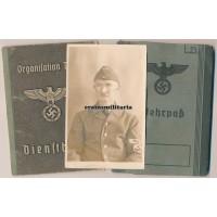 OT Dienstbuch grouping