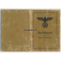 KIA Soldbuch 26.ID Orel 1943