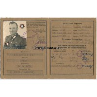 RAD Officer Personenausweis