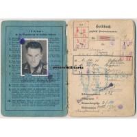 Luftwaffe Aufklärer Soldbuch Aufkl.Gr.32