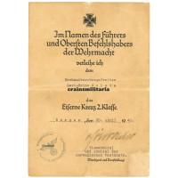 Kriegsmarine EK2 Citation - Norway 1940