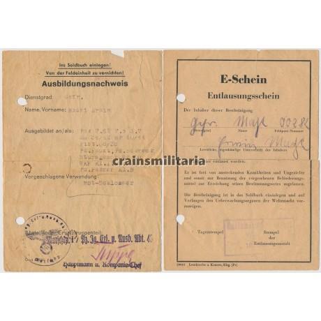 Pz.Jg.Abt.665 Documents (Jagdpanther)