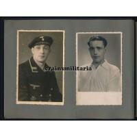 Panzerschiff Deutschland Spanienkreuz winner document & photo group