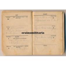 Hürtgenwald 89.ID WIA Diary