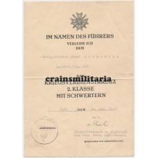 Sicherungs-Bataillon KVK2 document