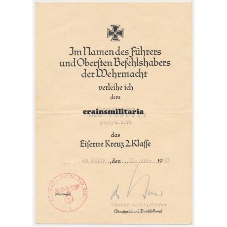 EK2 Award document 26.ID