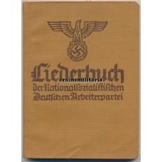 Liederbuch der NSDAP