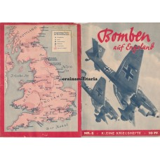 Kleine Kriegshefte - Bomben auf Engeland